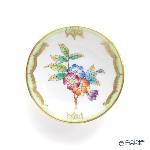 ヘレンド ヴィクトリア・ブーケ 00337-0-00 スモールディッシュ 7.2cm