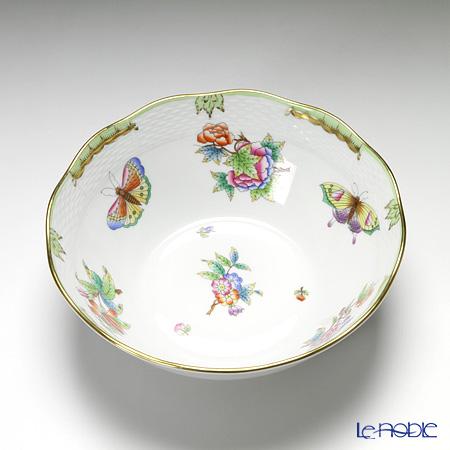 ヘレンド ヴィクトリア・ブーケ 00360-0-00 ボウル 20cm