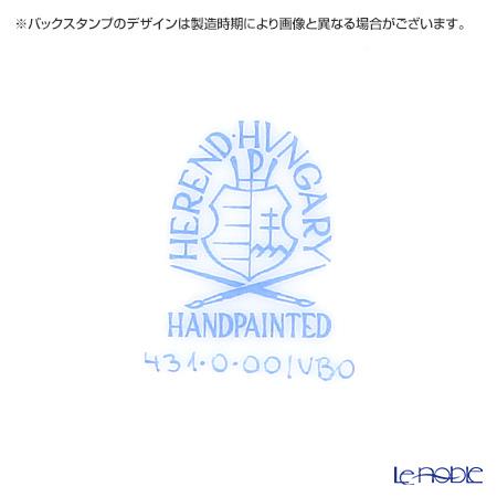 ヘレンド ヴィクトリア・ブーケ 00431-0-00四角ケーキ皿 28×25cm