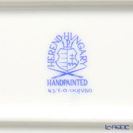 ヘレンド ヴィクトリア・ブーケ 00437-0-00サービストレー 23cm