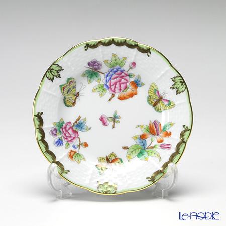 ヘレンド ヴィクトリア・ブーケ 00512-0-00 プレート 12.5cm スモール