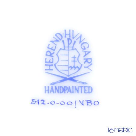 ヘレンド ヴィクトリア・ブーケ 00512-0-00プレート 12.5cm スモール