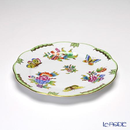 Herend Queen Victoria / Victoria avec Bord en Or VBO 00517-0-00 Dessert Plate 19cm