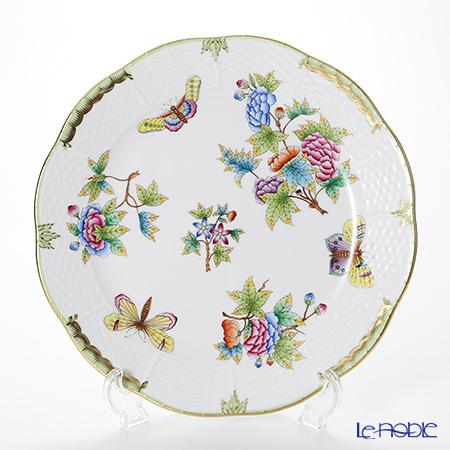 ヘレンド ヴィクトリア・ブーケ 00524-0-00/524 プレート 25cm