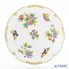 -Herend Victorian bouquet VBO 00525-0-00 25.4 cm plate