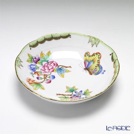 ヘレンド ヴィクトリア・ブーケ 00704-1-00 フルーツボウル 13.5cm