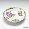 Herend 'Queen Victoria / Victoria avec Bord en Or' VBO 00704-1-00 Fruit Bowl 13.5cm