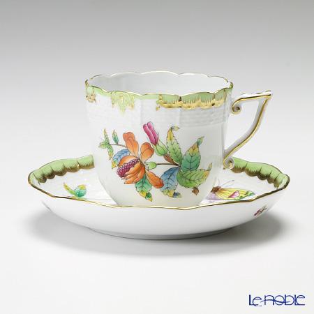 ヘレンド ヴィクトリア・ブーケ 00706-0-00 コーヒーカップ&ソーサー 160cc