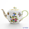 -Herend Victorian bouquet VBO 01604-0-09 Teapot (rose) 1800 cc