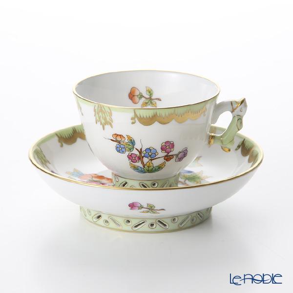 ヘレンド ヴィクトリア・ブーケ 03371-0-21 スモールカップ&ソーサー