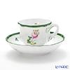ヘレンド ウィーンのバラ 04227-0-00ティーカップ&ソーサー