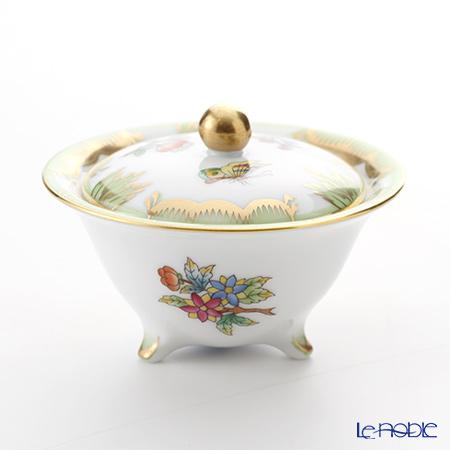 ヘレンド ヴィクトリア・ブーケ 06193-0-15 ボックス(蓋付) 5cm