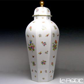 ヘレンド ヴィクトリア・ブーケ 06575-0-15/6575 ラージベース(花瓶)