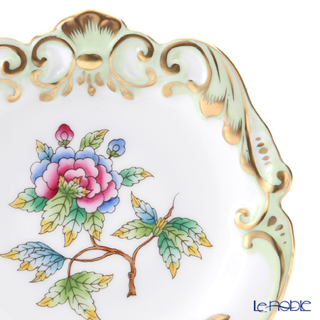 -Herend Victorian bouquet VBO 07791-0-00 Tray 11 cm