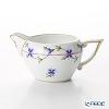 Herend 'Blue (Cornflower) Garland / Petits Bleuets en Guirlande' PBG 00649-0-00 Creamer 100ml