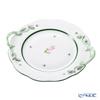 Herend 'Vienna Rose / Vieille Rose de Herend' VRH 00174-0-00 Round Cake Plate with handles 28.5cm