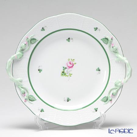 ヘレンド ウィーンのバラ 00175-0-00/425丸ケーキプレート 27.5cm