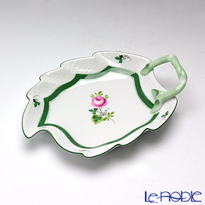 Herend Vieille Rose de Herend Leaf dish 150 mm, VRH 00205-0-00/205