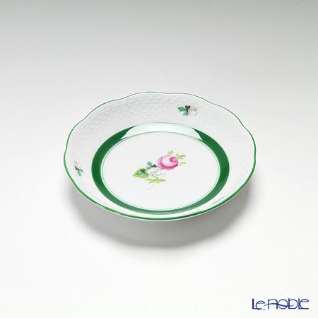ヘレンド ウィーンのバラ 00332-0-00 スモールディッシュ 10.5cm