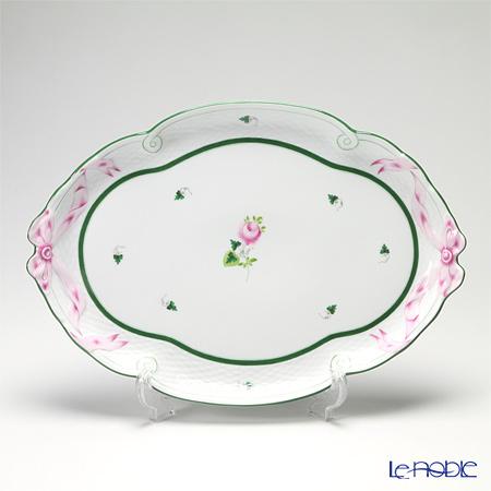 ヘレンド ウィーンのバラ 00400-0-00/400 パーティートレイ 38cm