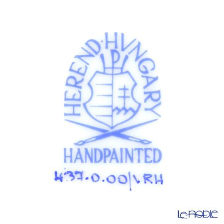Herend 'Vienna Rose / Vieille Rose de Herend' VRH 00437-0-00/437 Oval Tray 23.5x12cm