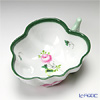 ヘレンド ウィーンのバラ 00492-0-00/680オープンシュガー 10.5cm