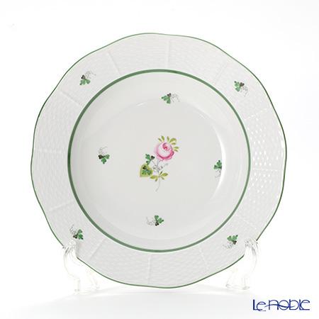 ヘレンド ウィーンのバラ 00501-0-00/501 スーププレート 23cm
