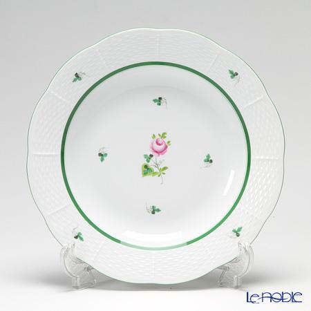 ヘレンド ウィーンのバラ 00503-0-00/503 スーププレート 25cm