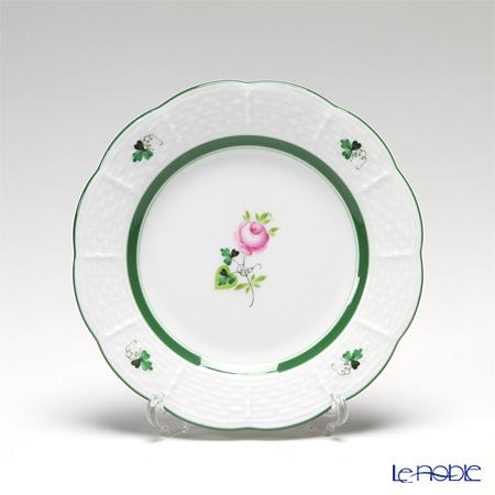 ヘレンド ウィーンのバラ 00512-0-00/512 プレート 12.5cm スモール
