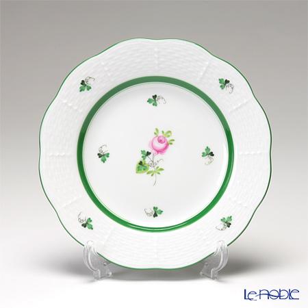 ヘレンド ウィーンのバラ 00516-0-00/516 プレート 16cm