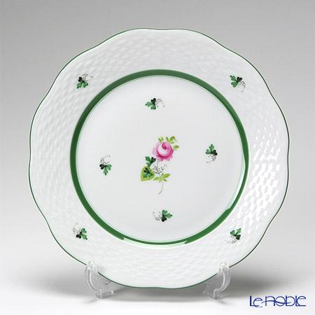 ヘレンド ウィーンのバラ 00517-0-00/517 プレート 19cm