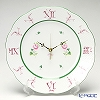 Herend 'Vienna Rose / Vieille Rose de Herend' VRH 00527-0-47 Wall Clock 28cm