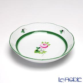 Herend 'Vienna Rose / Vieille Rose de Herend' VRH 00704-1-00/704 Fruit Bowl 13.5cm