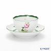 ヘレンド ウィーンのバラ 00710-0-91ジャパニーズカップ&ソーサー 130cc