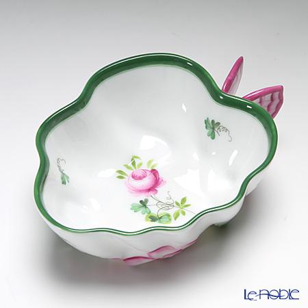 ヘレンド ウィーンのバラ 02492-0-17 オープンシュガー 10.5cm(蝶)