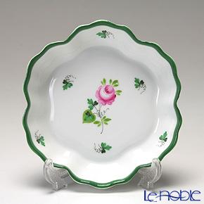 Herend 'Vienna Rose / Vieille Rose de Herend' VRH 02497-0-00/7779 Cookie Dish 14cm