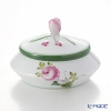 Herend Vienna rose 06027-0-12 Round box (tsbomi)-6.5 cm