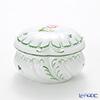 Herend 'Vienna Rose / Vieille Rose de Herend' VRH 0-00-06035 Round Box H8cm