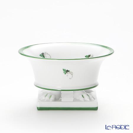 Herend 'Vienna Rose / Vieille Rose de Herend' VRH 06413-0-00/6493 Pedestal Vase H6.2cm