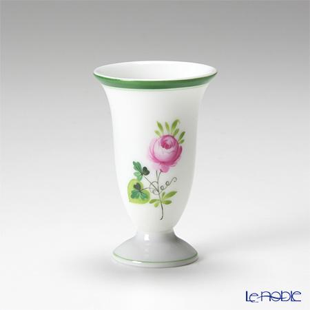 ヘレンド ウィーンのバラ 07191-0-00 ミニチュアベース 6.1cm