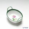 Herend 'Vienna Rose / Vieille Rose de Herend' VRH 07423-0-00/7423 Oval Bascket (with handles)