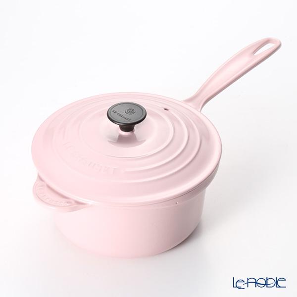 ル・クルーゼ(LeCreuset) ソースパン シフォンピンク 20cm