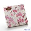 Caspari 'Plum Blossom' Pearl White x Pink CKK9020L Paper Napkin 33x33cm (set of 20)