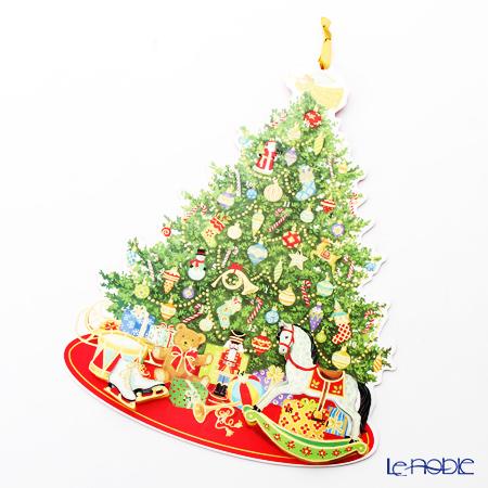 カスパリ アドベントカレンダー XADVUS252 クリスマスツリー