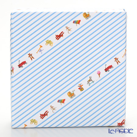 Caspary 'Baby Girl' Blue PH8933 Wrapping Paper