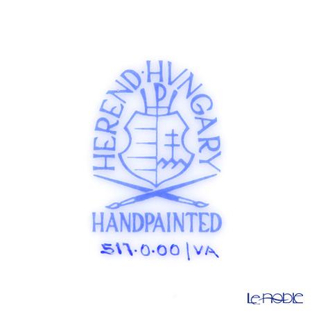 ヘレンド ヴィクトリア・プレーン VA 00517-0-00/517プレート 19cm