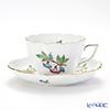 Herend Victoria, plain VA d00730 - 0-00 Tea Cup & Saucer (combined) 200 cc