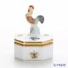 Herend Victorian plan VA 06105-0-16 Octagonal boxes (chick)4.8cm