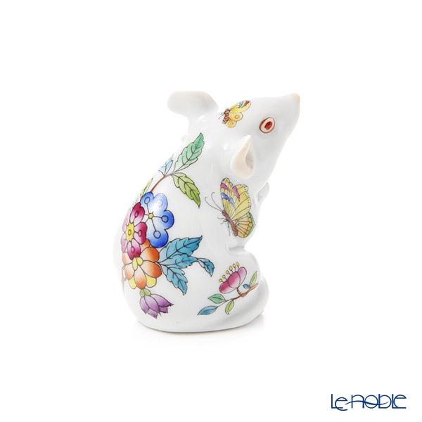 ヘレンド ヴィクトリア・プレーン VA 15304-0-00 ネズミ