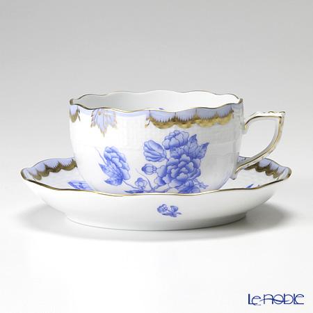 ヘレンド ヴィクトリア ブルー 00724-0-00/724 ティーカップ&ソーサー 200cc